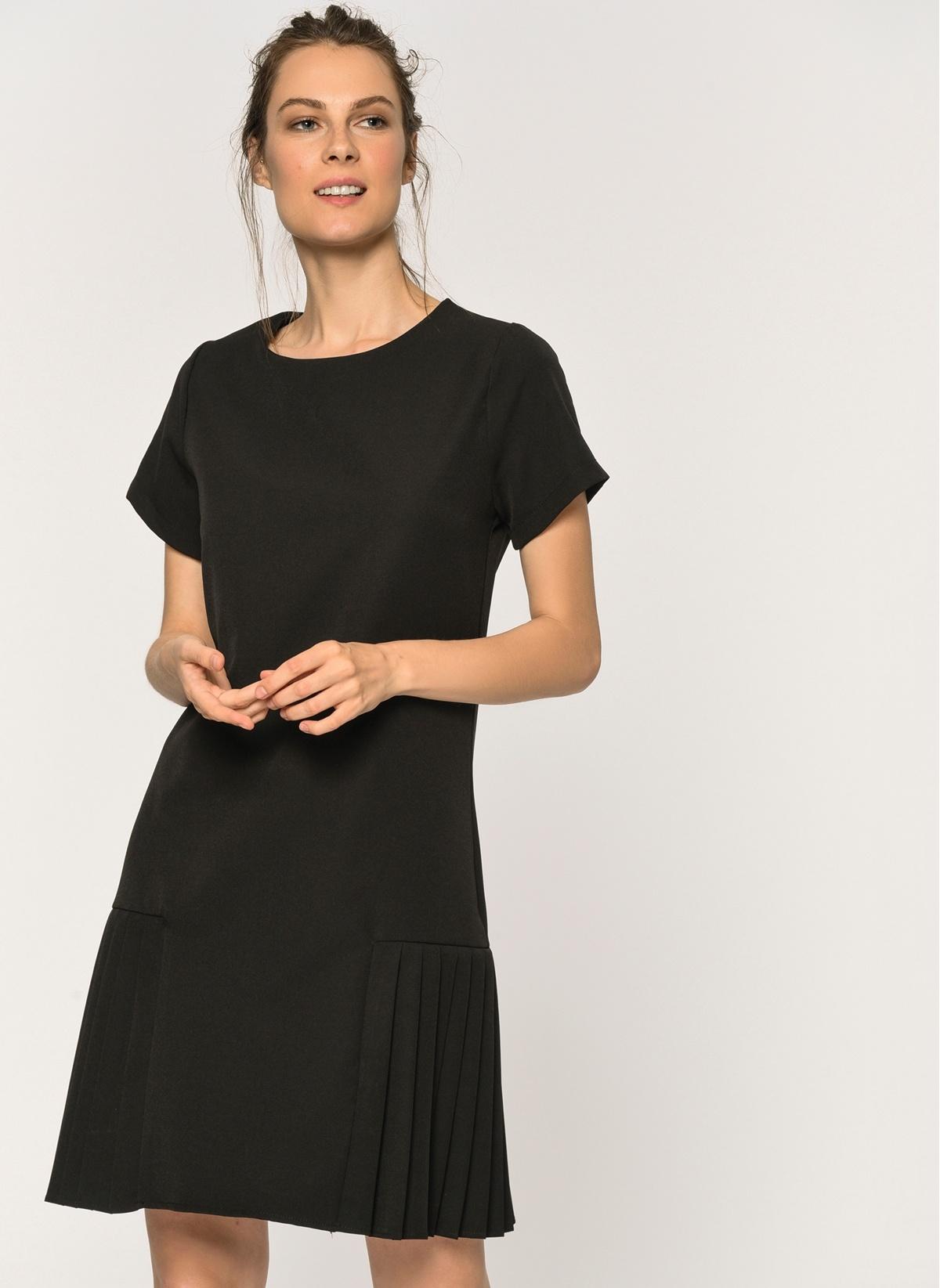 ebfc21e108922 Elbise Siyah Modelleri ve Fiyatları